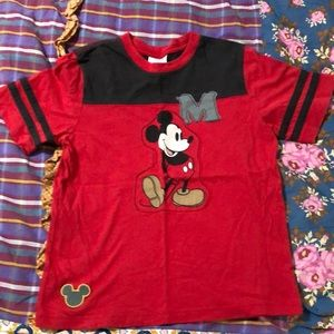 Hanna Andersson size 120 (6-7) Mickey Mouse tee